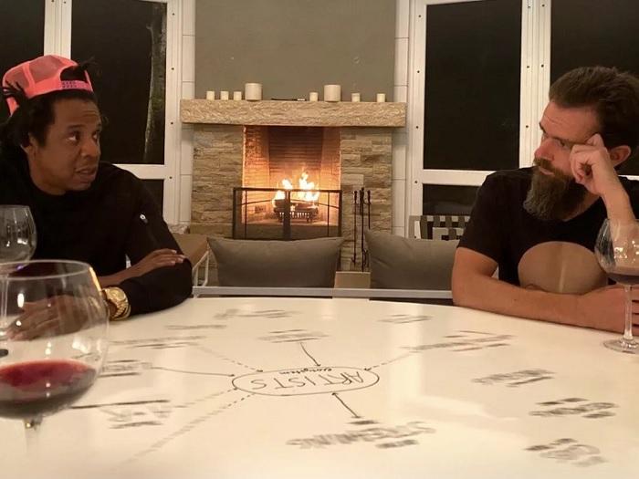 Jay-Z已加入傑克·多西旗下Square支付服務公司董事會