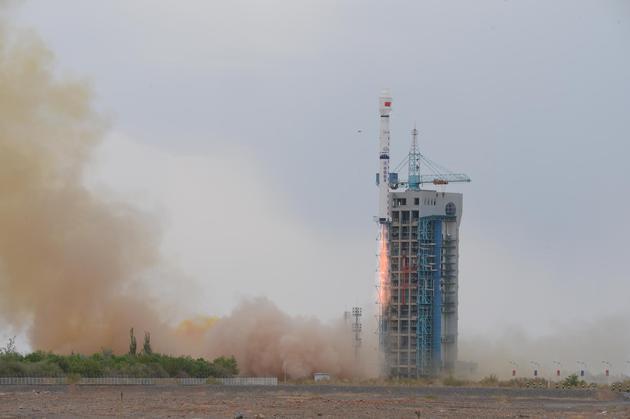 長征四號乙火箭成功發射海洋二號D星