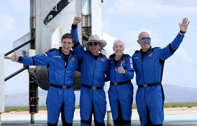 馬斯克或在未來十年進入太空 但並非SpaceX優先事項