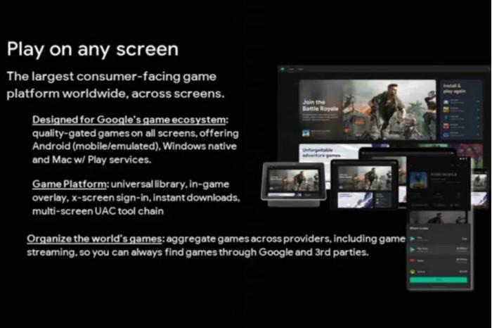 機密文件:谷歌計劃在所有平台分銷遊戲 包括Mac